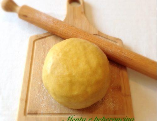 Ricetta Pasta frolla classica