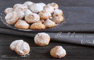 Frittelle di zucca e cocco (al forno)