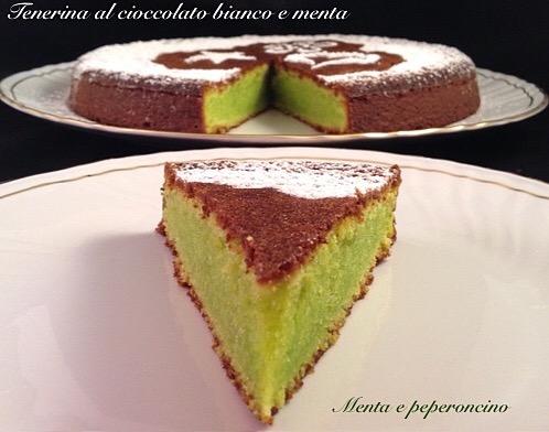 Ricette dolci torta tenerina al cioccolato