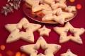 Stelle di Natale in pasta frolla