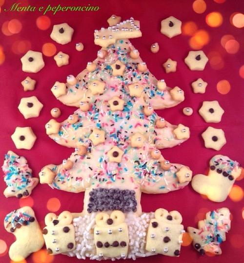 Ricetta albero di Natale ripieno