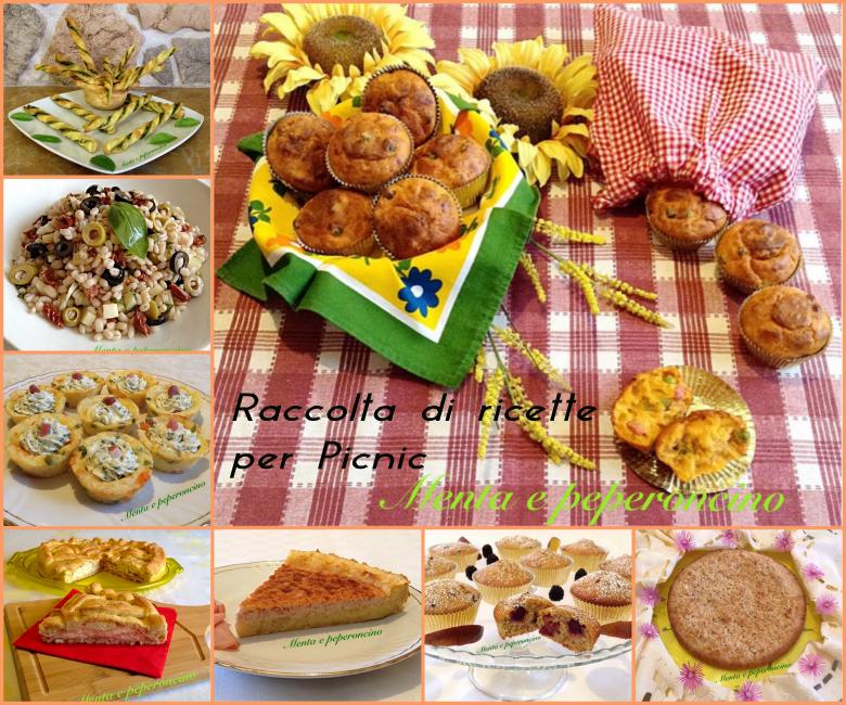 Raccolta di ricette per Picnic
