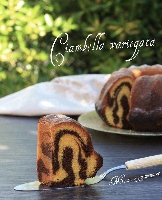 Ciambella variegata