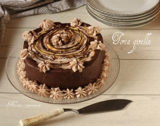 Torta girella