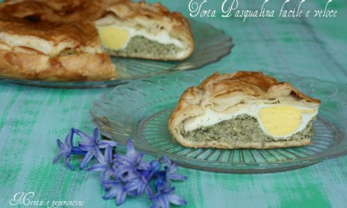 Torta Pasqualina facile e veloce