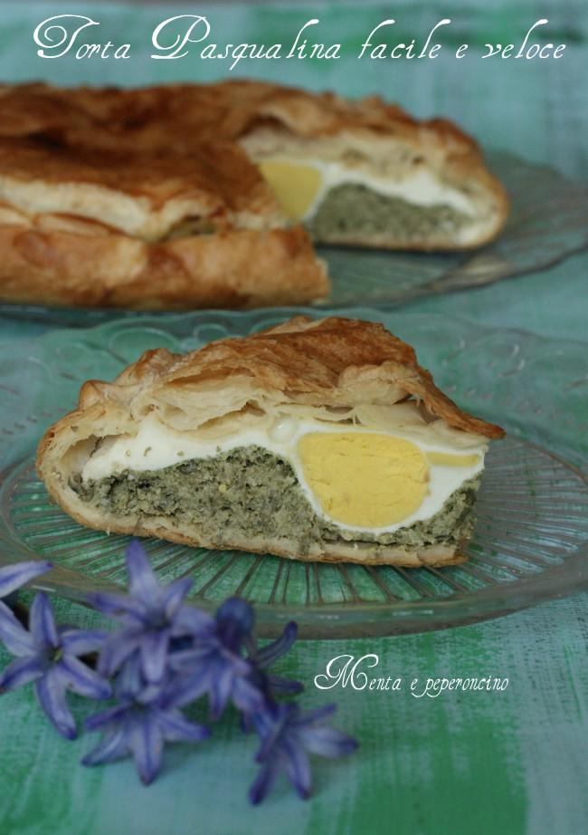 Torta Pasqualina Facile E Veloce Torte Salate Piatto Unico