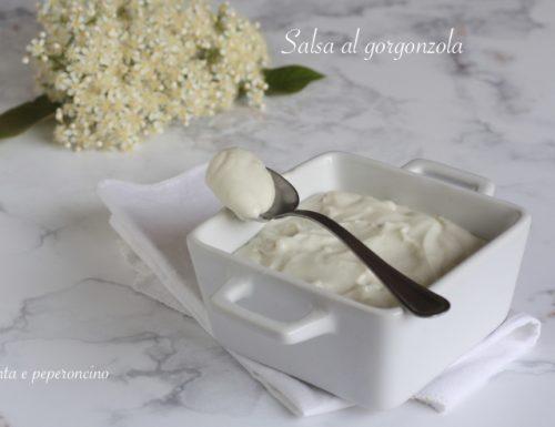 Salsa al gorgonzola