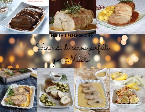 Secondi di carne perfetti per Natale
