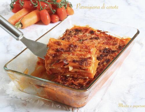 Parmigiana di carote