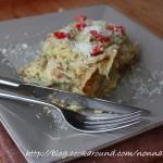 Lasagne bianche alle verdure