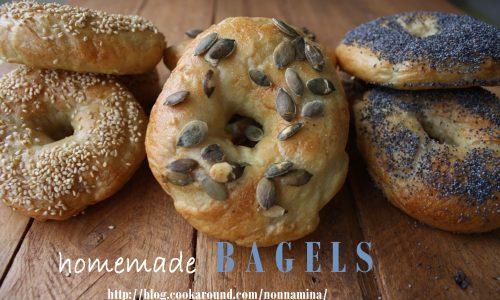 BAGELS, i panini americani