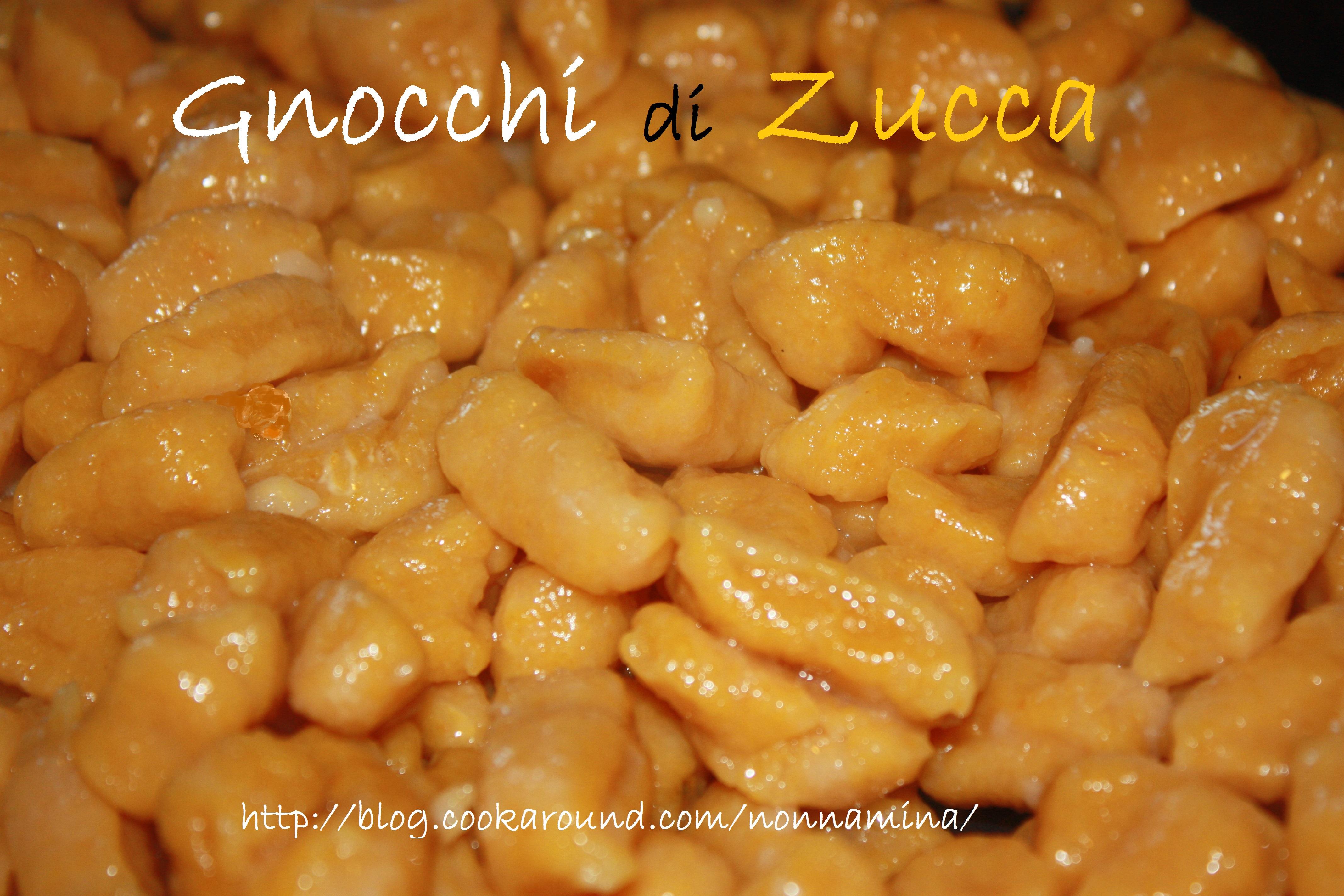 Ricette Bimby Gnocchi Zucca.Gnocchi Di Zucca E Patate