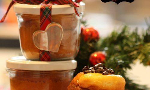 Mini cake in barattolo (idea regalo Natale)