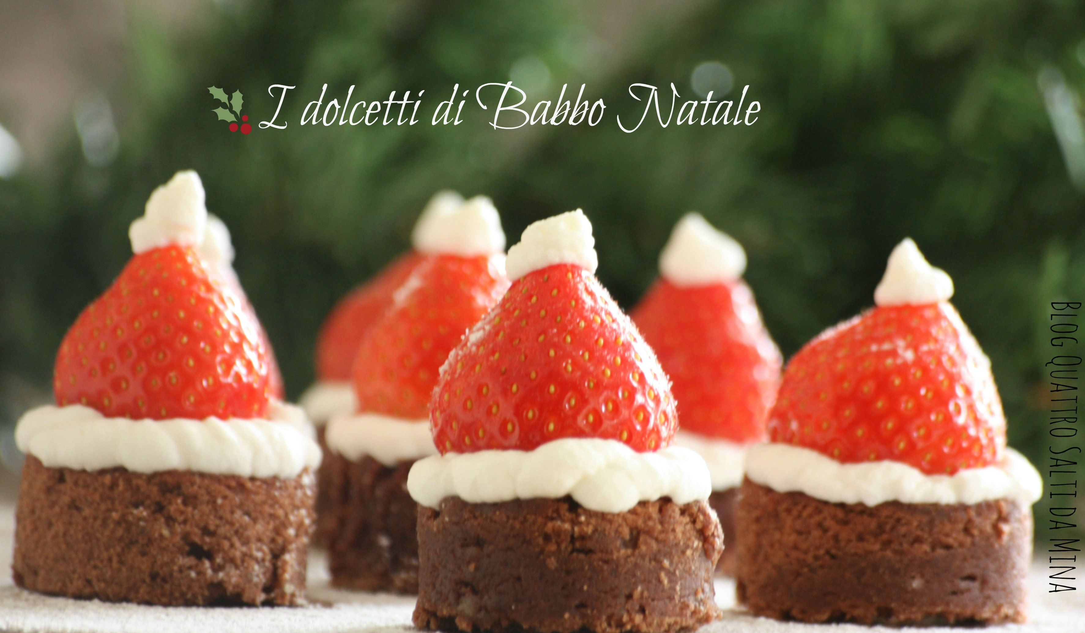 Célèbre I dolcetti di Babbo Natale   QUATTRO SALTI DA MINA EY76