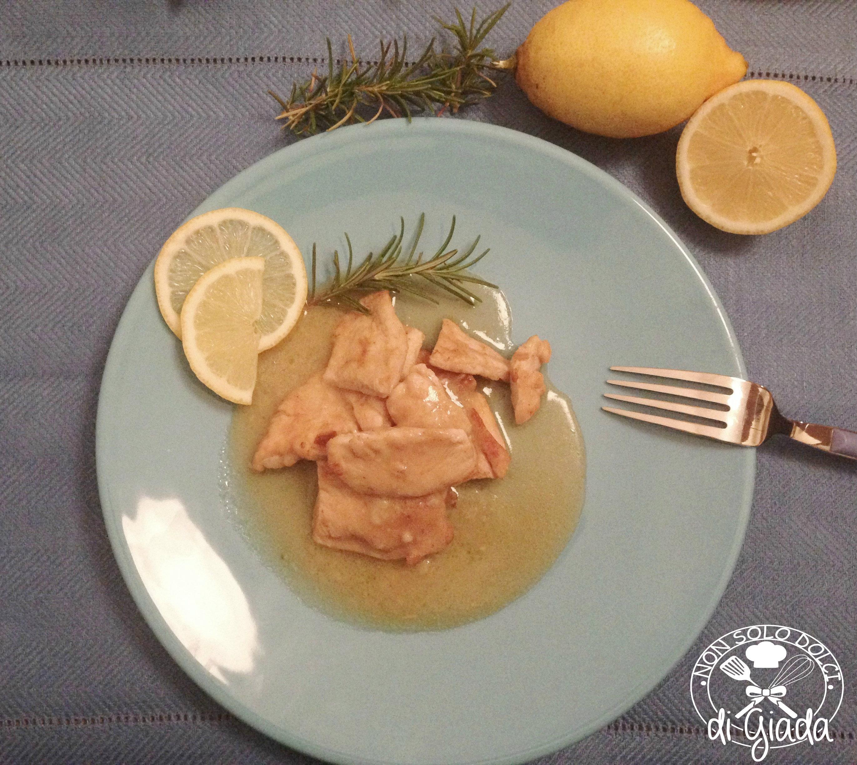 pollo al limone1