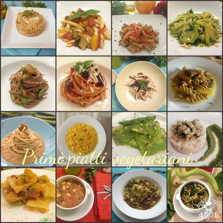Primi piatti vegetariani