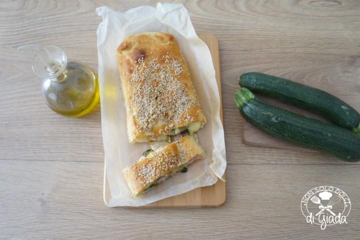 Strudel zucchine 1