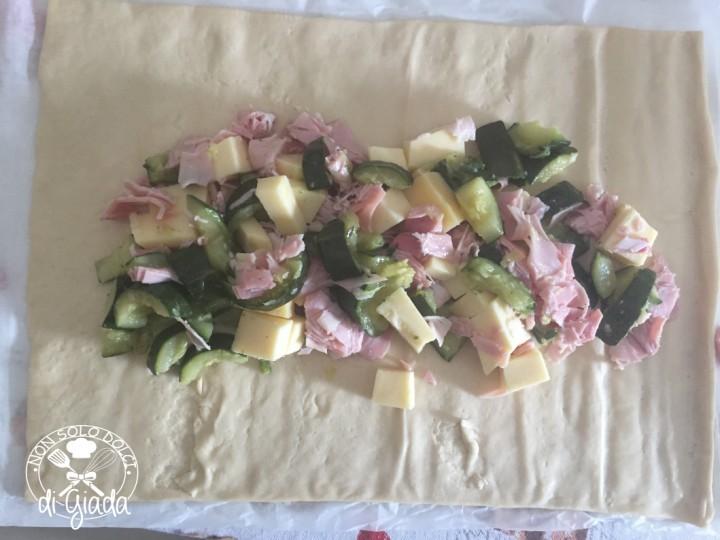 Strudel zucchine 9