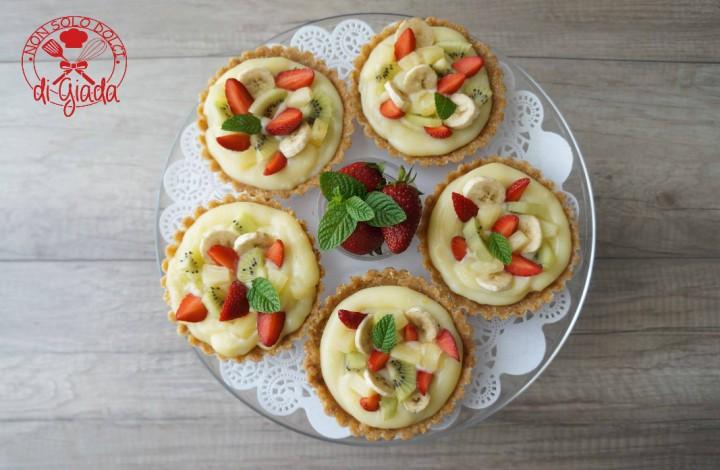 Tartellette Tartellette alla frutta 1
