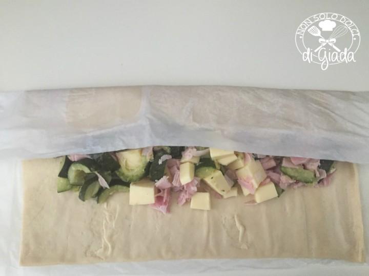 strudel zucchine 2