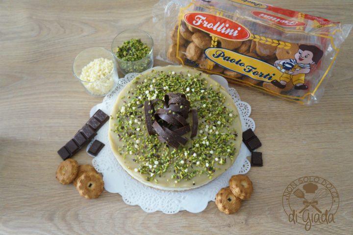 Cheesecake al pistacchio 3