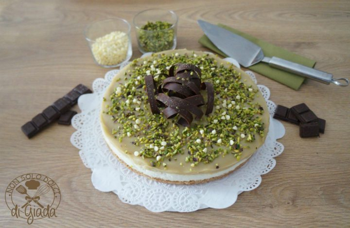 Cheesecake pistacchio1