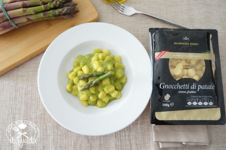 Gnocchi senza glutine agli asparagi