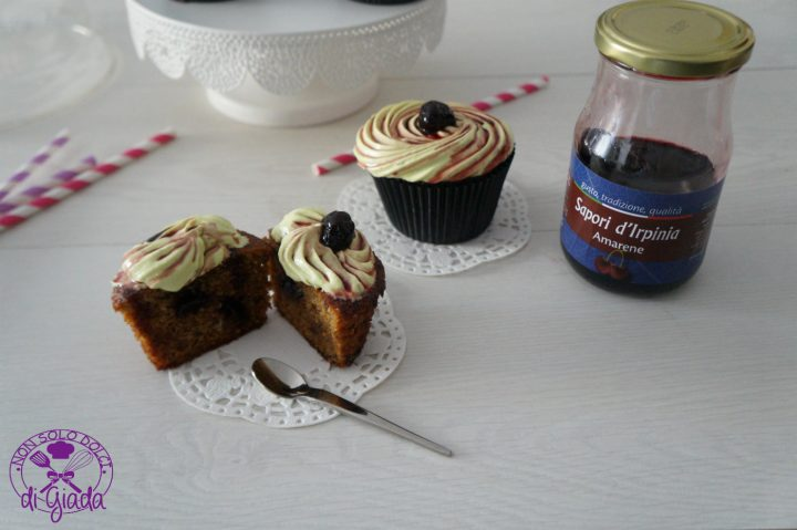 Cupcake all'amarena4
