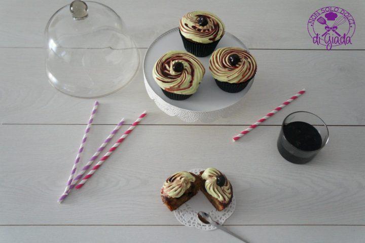 Cupcake all'amarena9