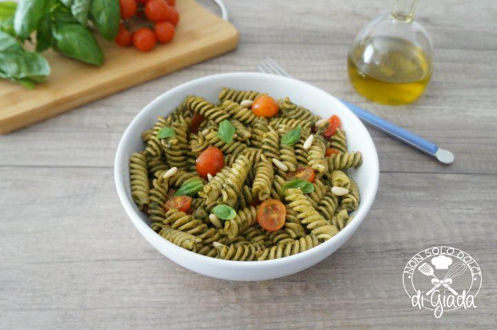 pasta fredda con pesto e pomodorini3