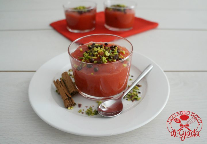 gelo anguria ( gelo melone )