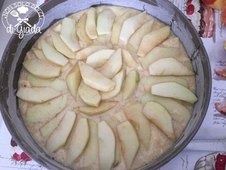 torta mele e cannella 4