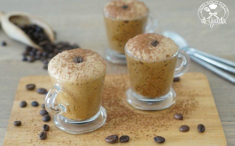 CREMA DI CAFFÈ ALL' ACQUA