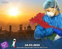 Giornata nazionale in memoria delle vittime del Covid 19