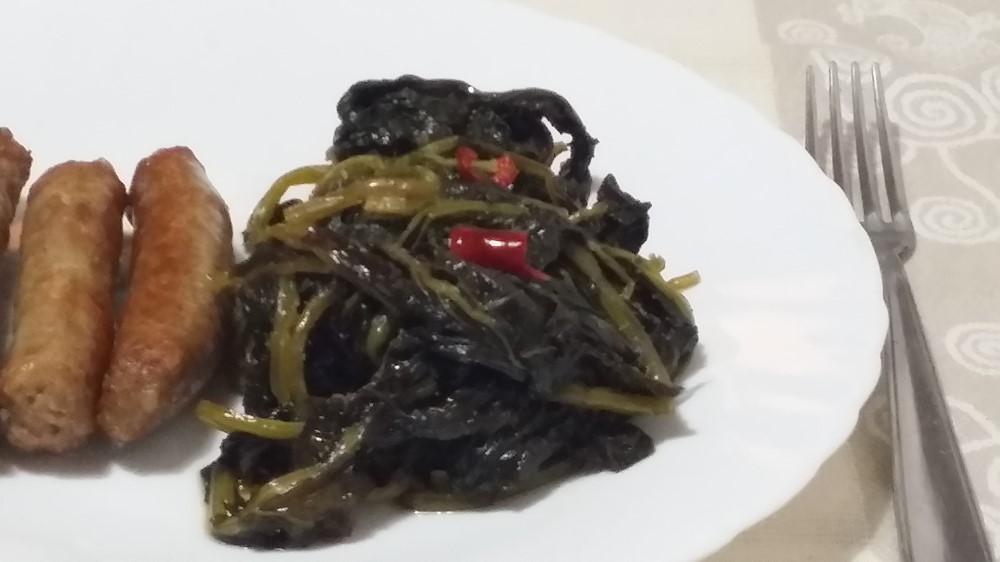 broccoletti soffocati e salsicce