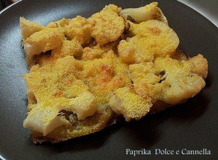 Tortino di Patate e Cavolfiore (vegetariano)
