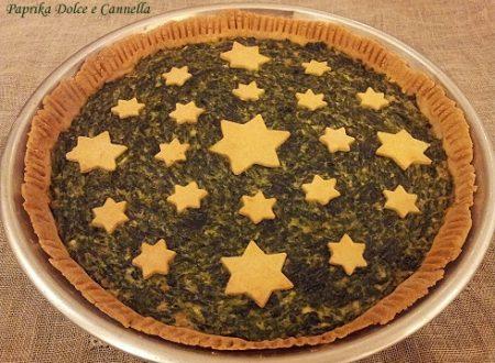 Torta Salata con Spinaci e Ricotta (senza glutine)