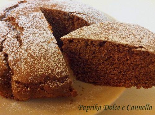 Torta o Tortine alla Nutella (senza uova, olio e burro)