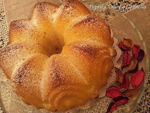 Torta all'Amaretto Disaronno (con e senza glutine)