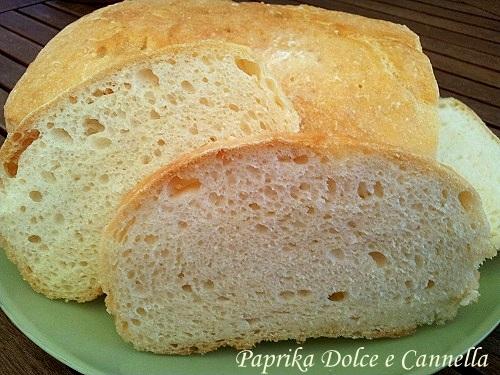 Pane a Cassetta senza glutine
