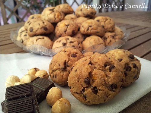 Biscotti Cookies (con e senza glutine)