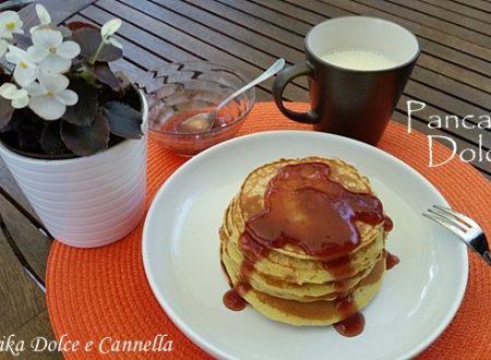 Pancakes Dolci (ricetta facile!)
