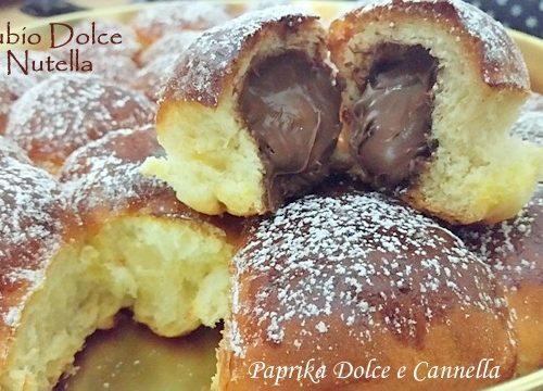Danubio Dolce alla Nutella (ricetta senza burro)