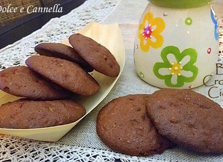 Biscotti Croccanti al Cioccolato