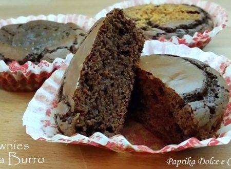 Brownies senza Burro (gluten free)