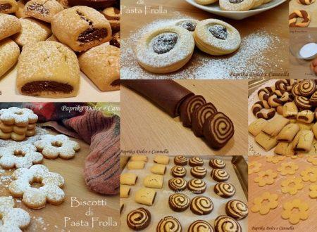 Biscotti di Pasta Frolla (senza burro)