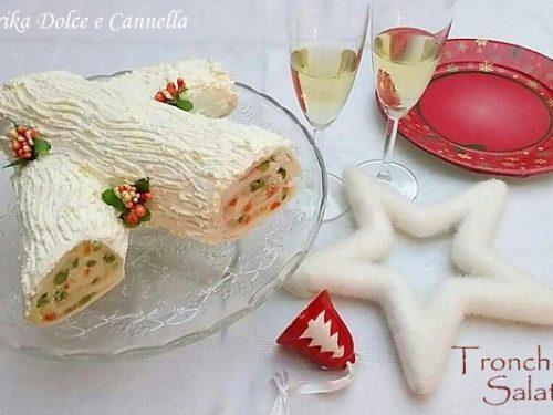 Tronchetto Salato Farcito
