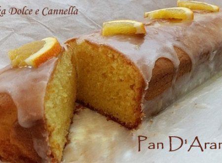 Pan D'Arancio (con e senza glutine)