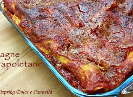Lasagne Napoletane (più veloci con finto ragù)
