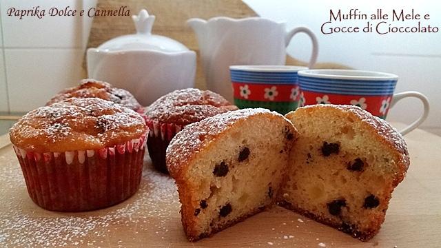 Muffin-alle-mele-e-gocce-di-cioccolato